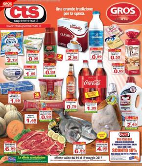 CTS Supermercati a Guidonia Montecelio offerte e promozioni