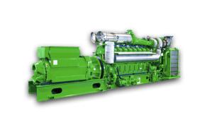 Jenbacher Engine