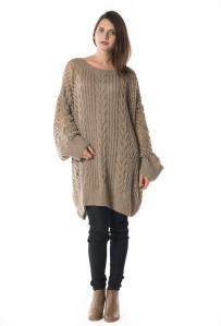 Sweater: Ryan Roche, Cashmere, $713