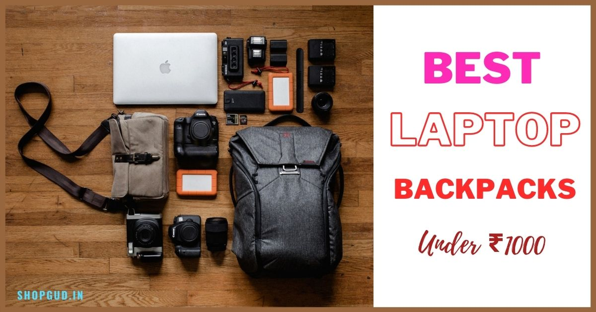 best laptop bags under 1000