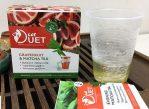 Обзор напитка Let Duet для похудения
