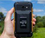 Смартфон Jeep Z6 IP68 с максимальной степенью защиты: обзор товара