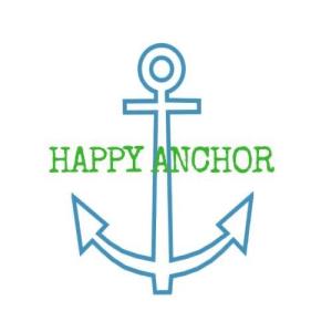 Happy Anchor Logo