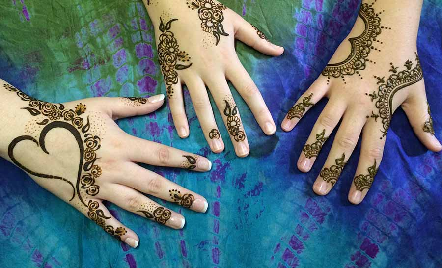 Henna and Children/Infants