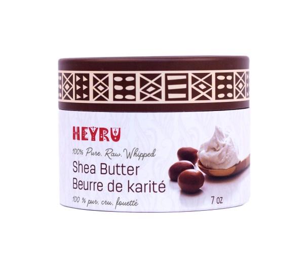 Shea Butter 7oz SB101(Pure, Raw & Whipped)