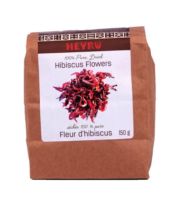 Hibiscus Flowers 150g H102