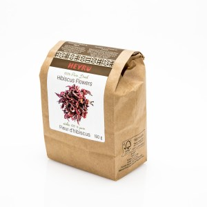 Hibiscus Flowers Loose Tea