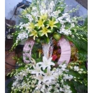 hoa chia buồn hcb 11