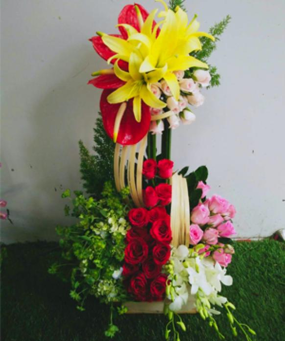 hoa sinh nhật 2017