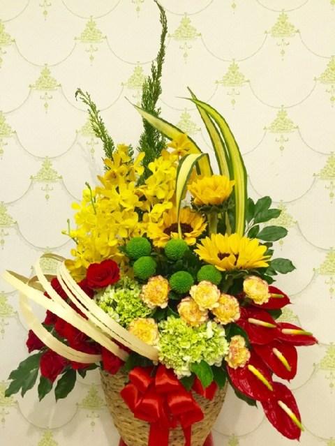 những mẫu hoa sinh nhật đẹp nhất