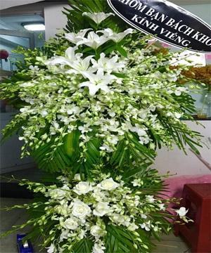 hoa chia buồn hcb 53