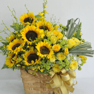 hoa sinh nhật hsn 74