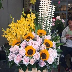 hoa sinh nhật hsn 86