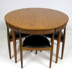 3 Legged Chair Ikea Garden Covers 1960 S Danish Teak Hans Olsen Table W Leg D Chairs Hoopers Modern