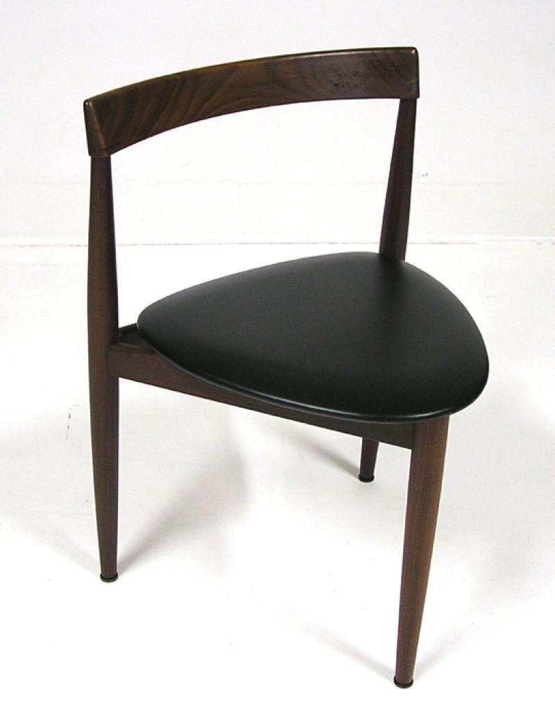 3 legged chair beach chairs uk 1960 s danish teak hans olsen table w leg d hoopers modern also of interest