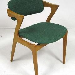 Erik Buck Chairs Ikea Long Chair 1960 39s Quoterik Quot Danish Teak Dining  Hoopers Modern