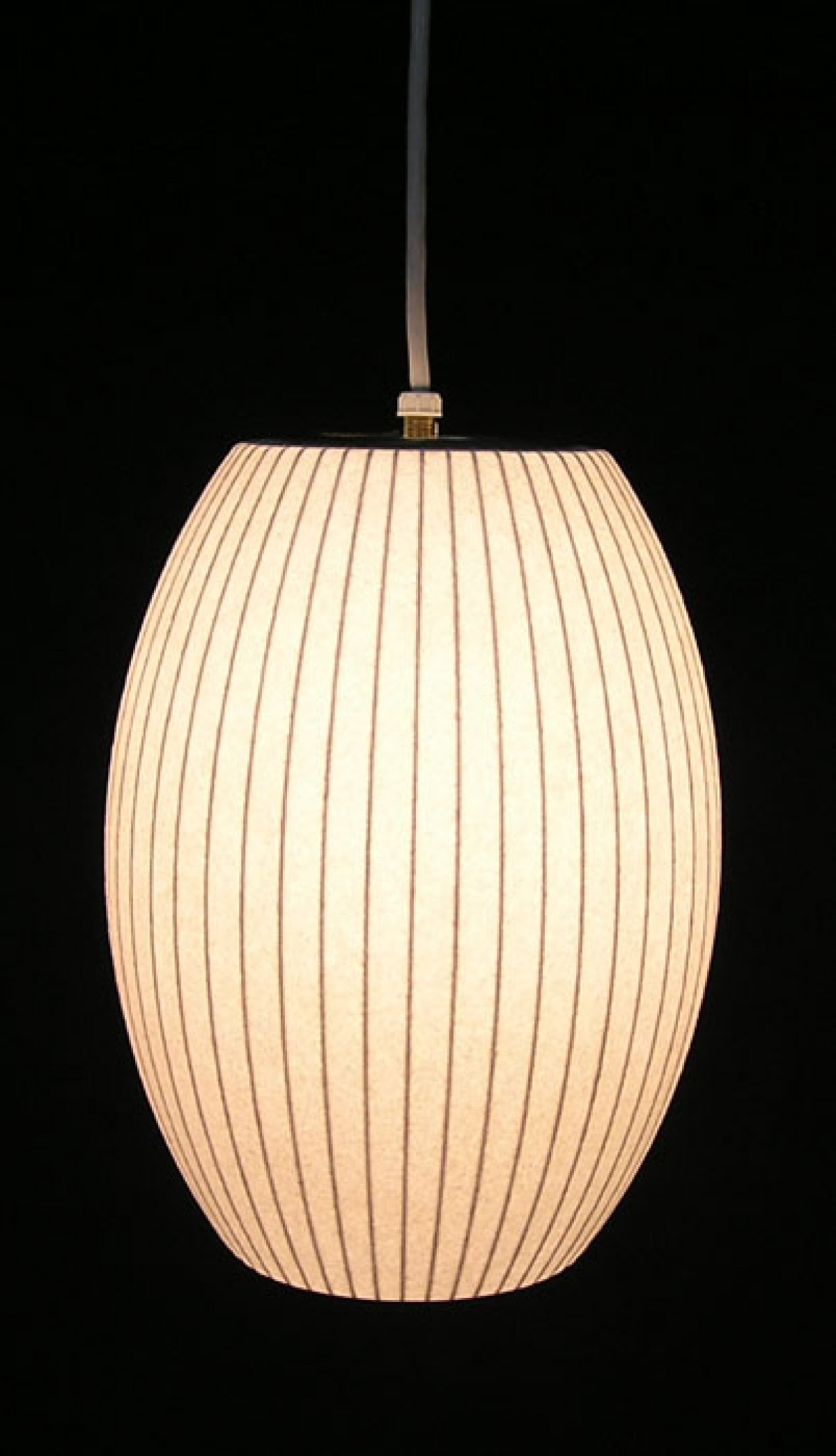George Nelson Bubble Pendant Lamp  Hoopers Modern