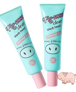 pig nose gel massage peeling