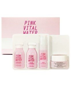 etude house Pink Vital Water Special Trial Kit2