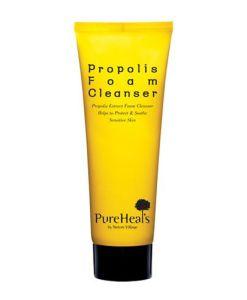 Pure Heals Propolis Foam Cleanser