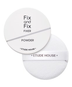 Etude House Fix & Fix Powder