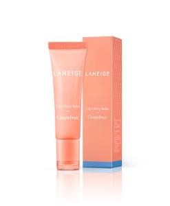 Laneige-Lip-Glowy-Balm-Grapefruit