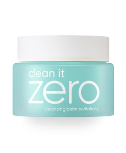 banila co Clean It Zero Cleansing Balm revitalizing new