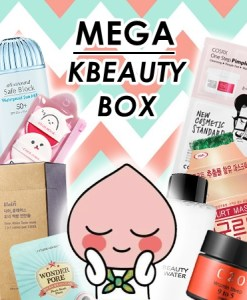 Mega Korean Beauty Box