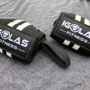 Punhos Wrist Wraps IGolas Fitness
