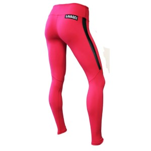 Leggings Savage Barbell Red 2.0
