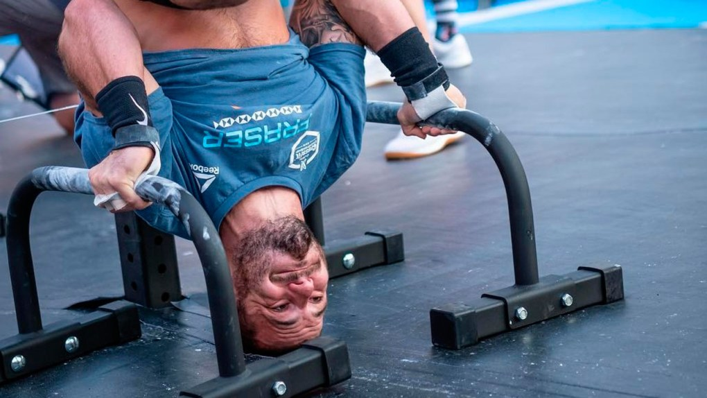 Dubai CrossFit Championship – 3º Dia