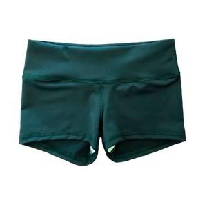 FLEO Forest Green Shorts