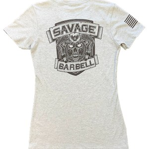 T-shirt Savage Barbell Horny Devil W