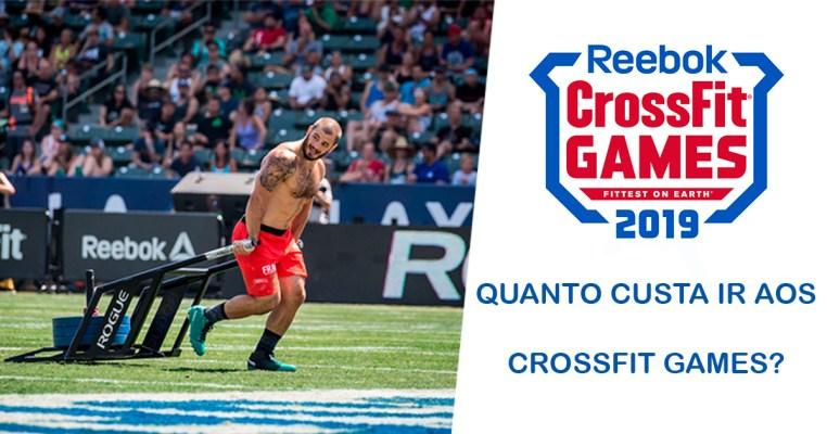 Quanto custa ir aos CrossFit Games