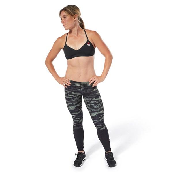 Reebok CrossFit Micro Bra Black