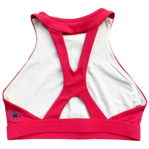 Soutien Desportivo Savage Barbell High Neck Rose