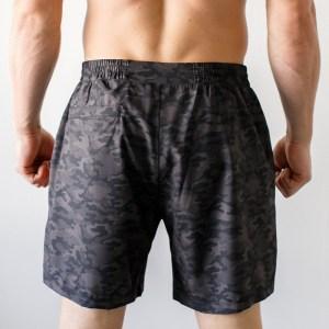 Born Primitive Training Shorts Napalm