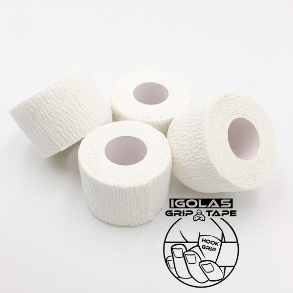 IGolas Grip Tape - 3x Pack White