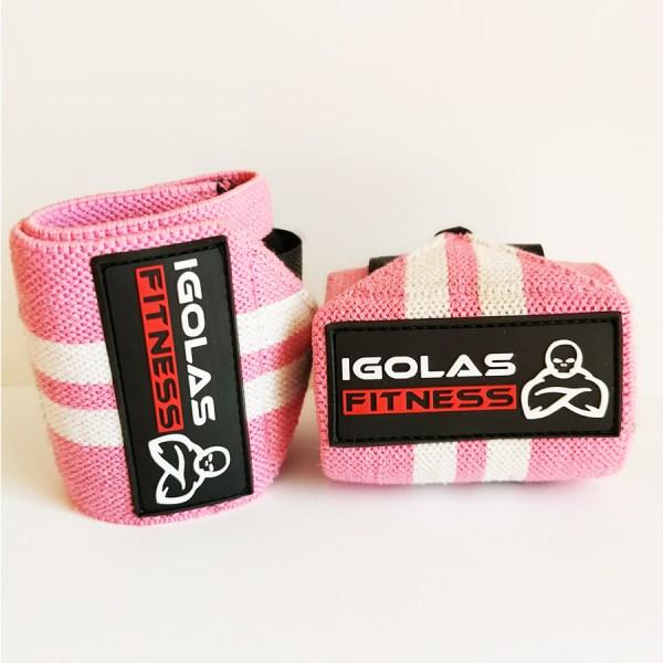 IGolas Wrist Wraps Pink
