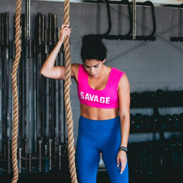 Leggings Savage Barbell Atlantis