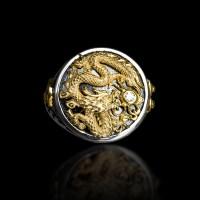 "Capitan ""The Dragon"" Ring   ShopInde"