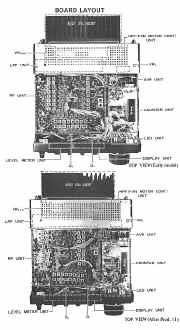Yaesu FT-707 FT707 Transceiver FP-707 FP707 Power Supply