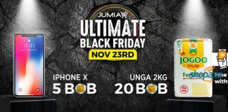 jumia kenya ultimate black friday
