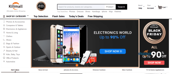 online shopping websites in Kenya 3