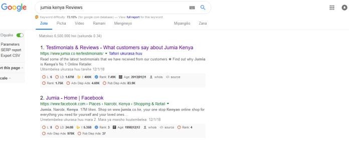 jumia kenya reviews 2
