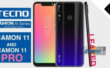 Techno Camon 11