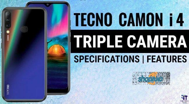 Techno Camon i4 Prize in Kenya