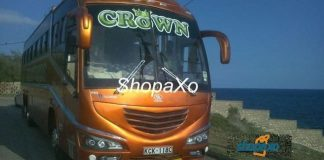 crown bus online booking