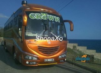 crown bus online booking