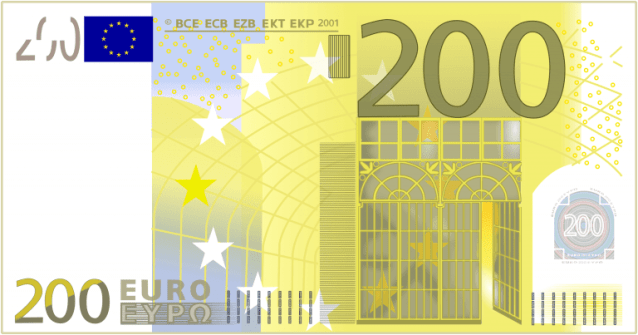 Euro-highest currency in the world.